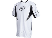 FOX Tech MTB Maillot NC blanc